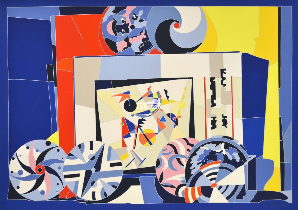 Still-life e Kandinsky